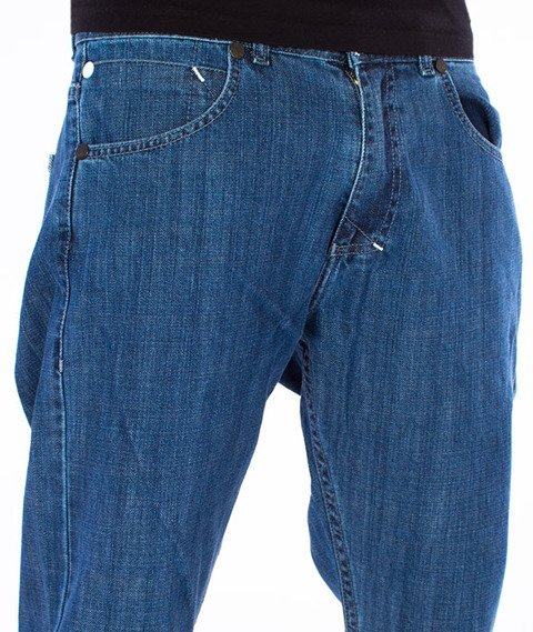 Mass-Demo Regular Fit Jeans Blue