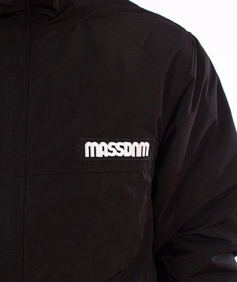 Mass-District Jacket Kurtka Black