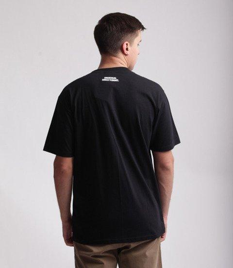 Mass Glitter T-Shirt Czarny