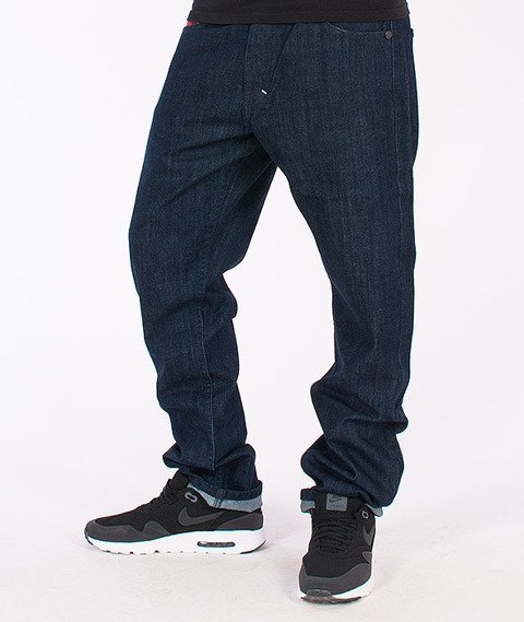 Mass-Glory Regular Fit Jeans Rinse Blue