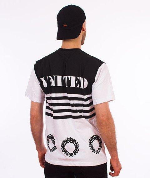 Mass-Level T-shirt Czarny/Biały