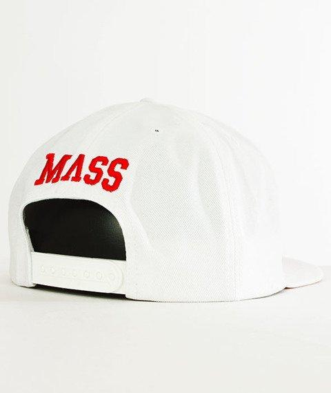 Mass-Master Snapback Biały