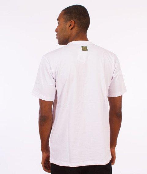 Mass-Patrol T-shirt Biały