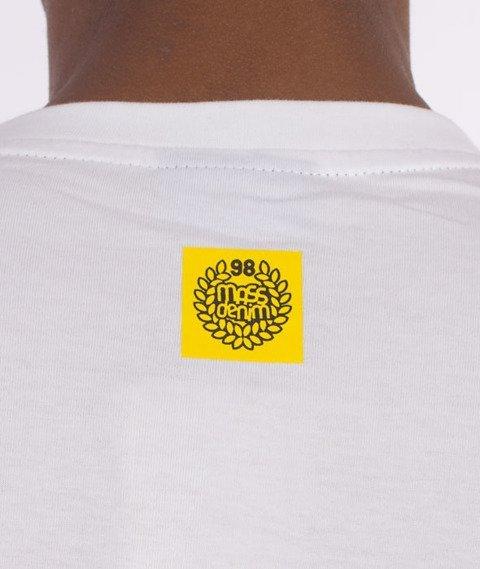 Mass-Pittsburgh Legend T-Shirt Biały
