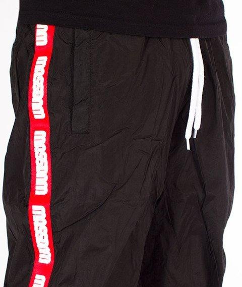 Mass-Protect Track Pants Spodnie Black