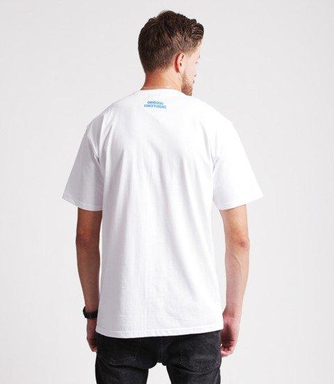 Mass REPLAY T-Shirt Biały