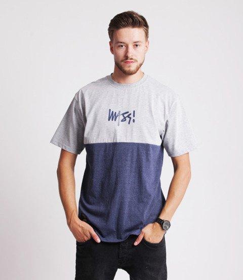 Mass RESULT T-Shirt Szary