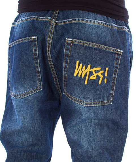 Mass SIGNATURE Jogger Jeans Dark Blue