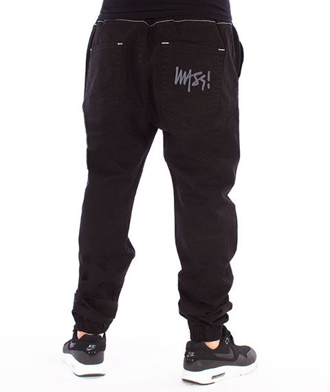 Mass SIGNATURE Jogger Pants Spodnie Black