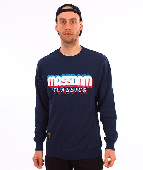 Mass-Sacrifice Bluza Navy