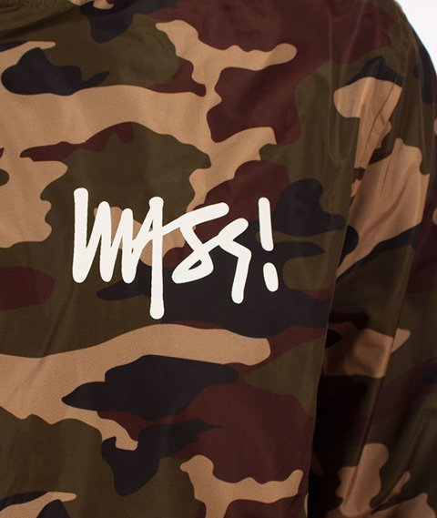 Mass-Signature SS Jacket Kurtka Woodland Camo