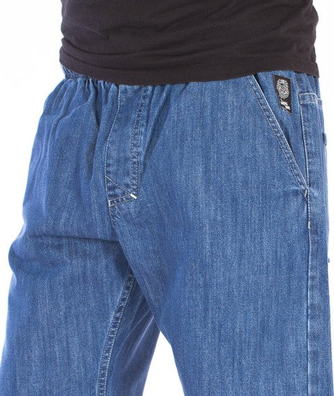 Mass-Signature Shorts Straight Blue