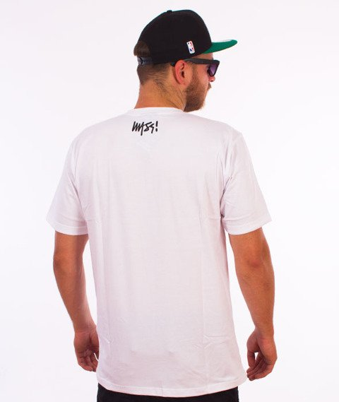 Mass-Signature T-shirt White