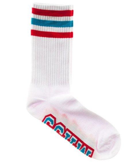Mass-Socks Liberty Skarpetki White