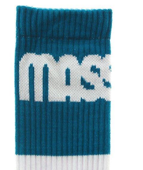 Mass-Socks Respect Skarpetki Navy