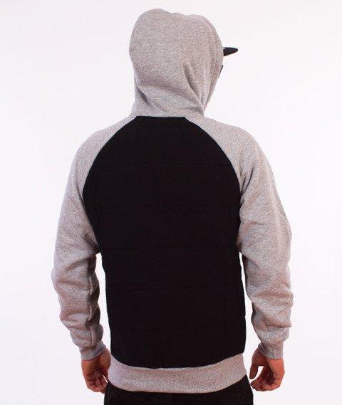 Mass-Teknik Hoody Bluza Kaptur Czarna
