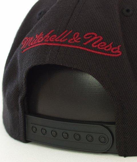 Mitchell & Ness-Alabama Crimson Tide Wool Solid SB INTL225