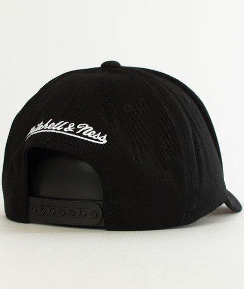 Mitchell & Ness-Black & White 110 SB Cleveland Cavaliers Snapback EU1033