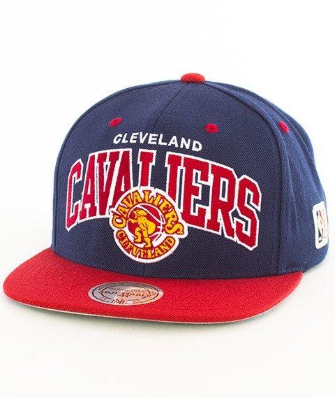 Mitchell & Ness-Cleveland Cavaliers Team Arch SB INTL226
