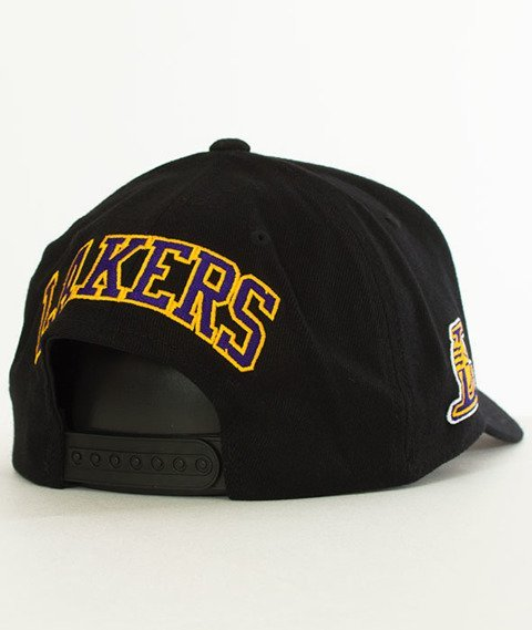 Mitchell & Ness-Los Angeles Lakers Easy SB Cap INTL132
