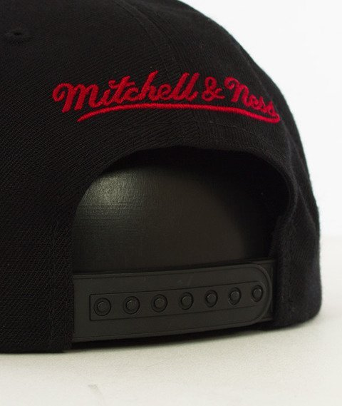 Mitchell & Ness-Miami Heat Snapback NL99Z Black
