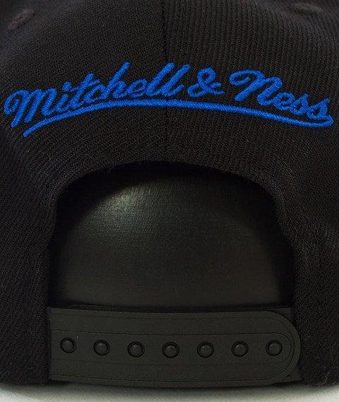 Mitchell & Ness-New York Knicks Snapback NL99Z Black