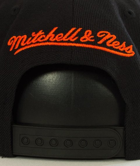 Mitchell & Ness-New York Knicks Solid Team Snapback NZ979