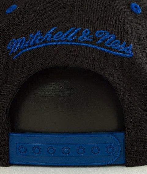 Mitchell & Ness-New York Knicks Team Logo 2-Tone Snapback INTL151