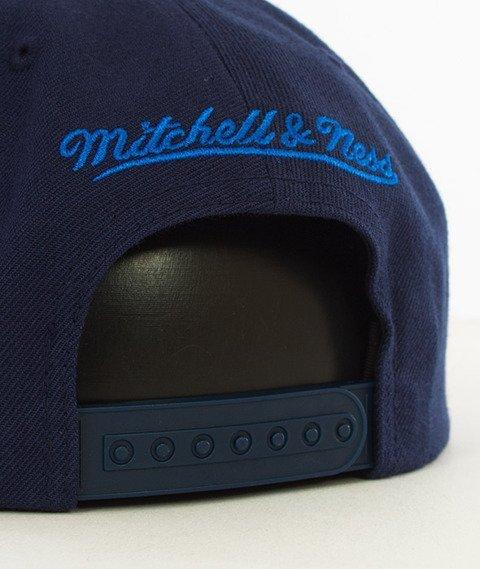 Mitchell & Ness-Oklahoma City Thunder Snapback NL99Z Navy