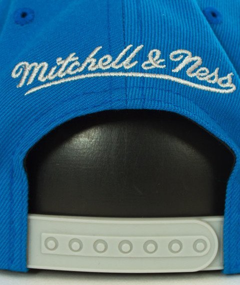 Mitchell & Ness-Orlando Magic XL Logo Two Tone NM04Z