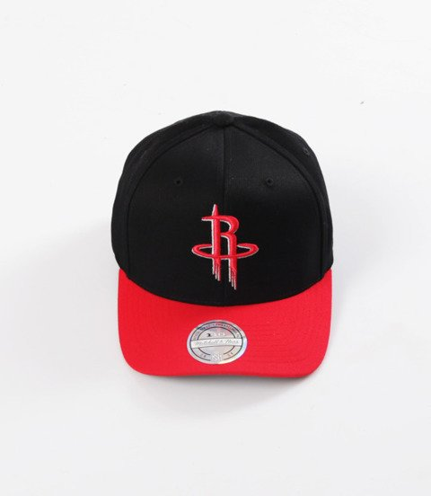 Mitchell & Ness- Wool Solid Snapback - NBA - Houston Rockets