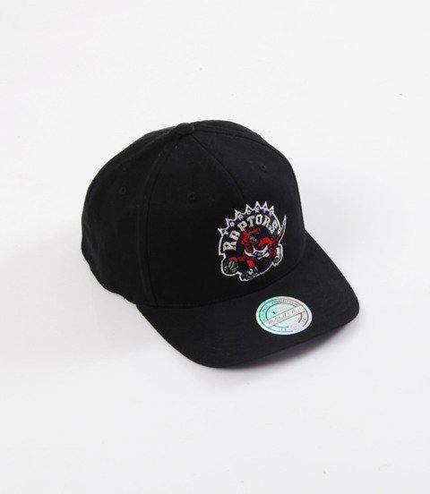 Mitchell & Ness- Wool Solid Snapback - NBA - Toronto Raptors