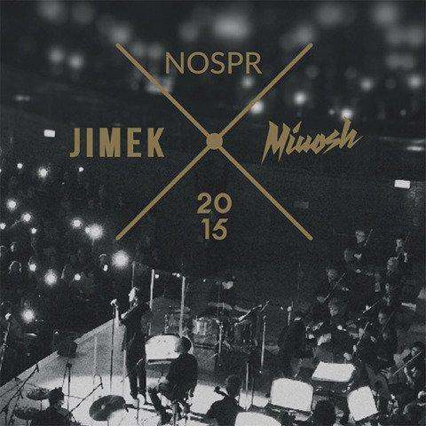 Miuosh / Jimek / NOSPR 2015 CD+DVD