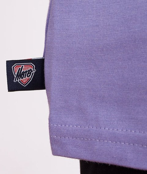 Moro Sport-1996 Line T-Shirt Fiolet