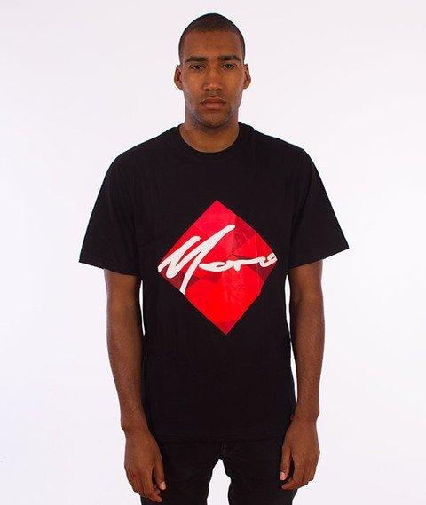 Moro Sport-Caleidoscope T-Shirt Czarny
