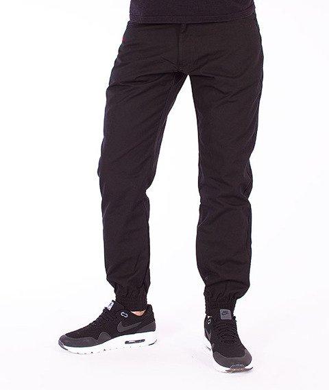 Moro Sport-Jogger Regular Spodnie Czarne