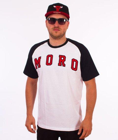 Moro Sport-MORO Academic T-Shirt Biały/Czarny