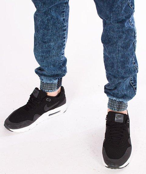 Moro Sport-Mini Slant Tag18 Jogger Spodnie Średnie Pranie