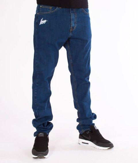 Moro Sport-Mini Slant Tag18 Slim Spodnie Średnie Pranie