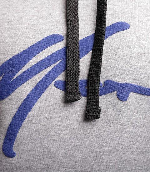 Moro Sport Paris Bluza z kapturem Szary