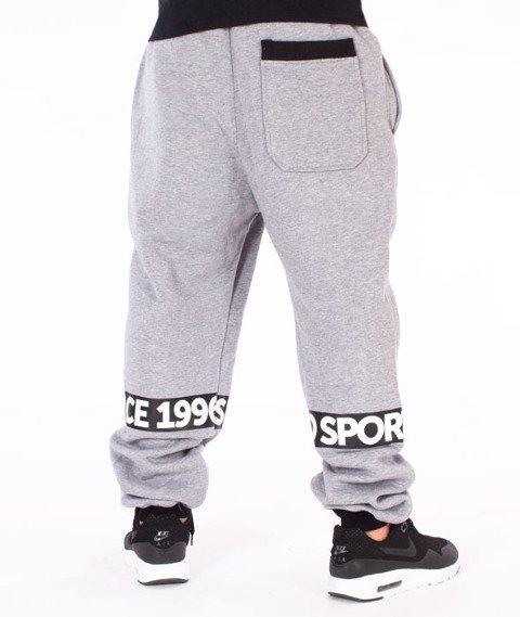 Moro Sport-Since 1998 Spodnie Dresowe Szare