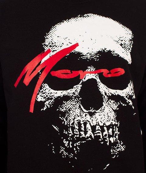 Moro Sport-Skull Bluza Czarna