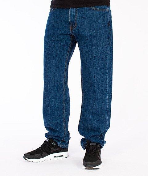 Moro Sport-Tag Spodnie Średni Jeans