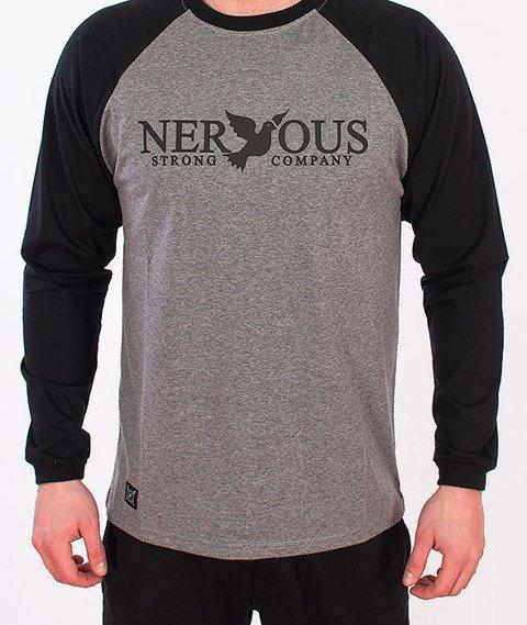 Nervous-Classic Longsleeve Grey/Black