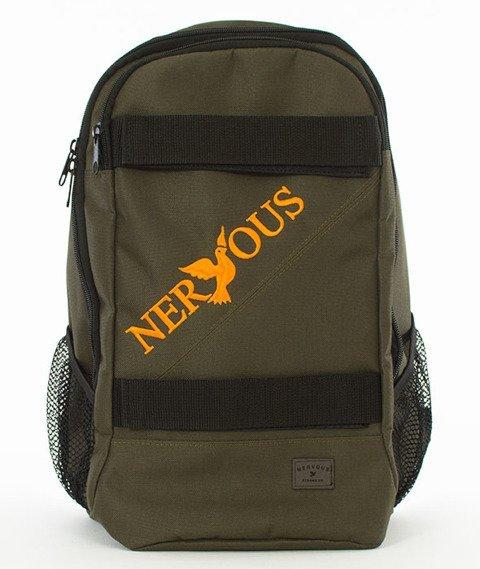 Nervous-Classic Plecak Oliwkowy
