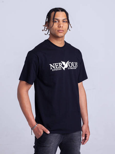 Nervous-Classic Sp18 T-shirt Black