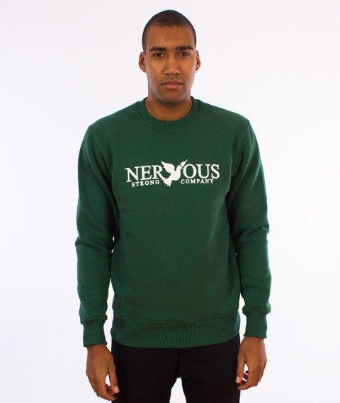 Nervous-Crewneck F17 Classic Bluza Zielona