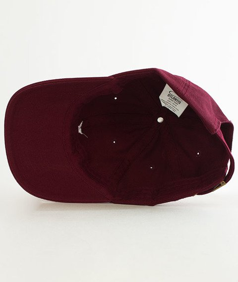 Nervous-Dad Su18 Icon Snapback Maroon