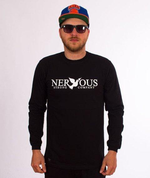 Nervous-Longsleeve Sp18 Classic Black