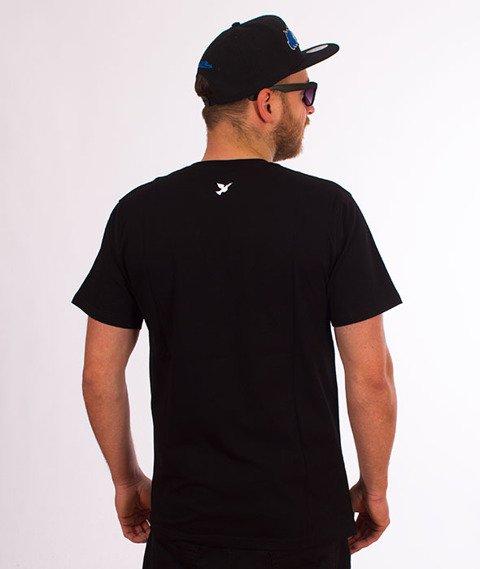 Nervous-Rose Sp18 T-shirt Black